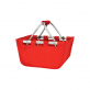 Mini Red Market Tote