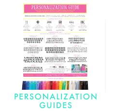 Personalization Guides
