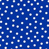 Dot Royal Blue