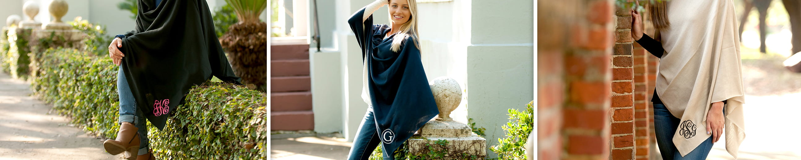 Chelsea Poncho Collection