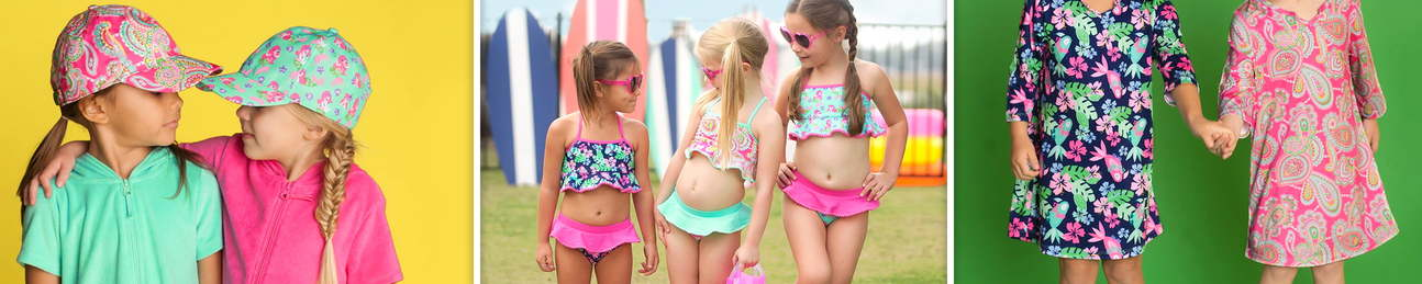 Girls' Summer Collection