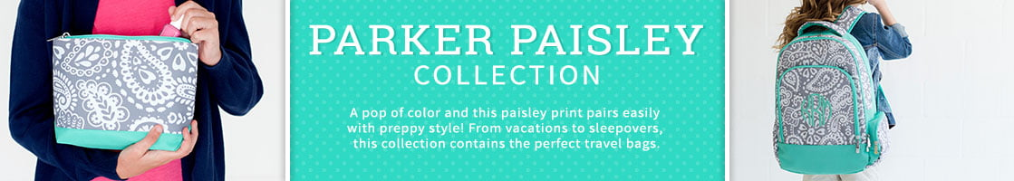 Parker Paisley Collection