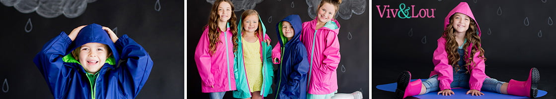 Rain Jackets - Youth Sizes