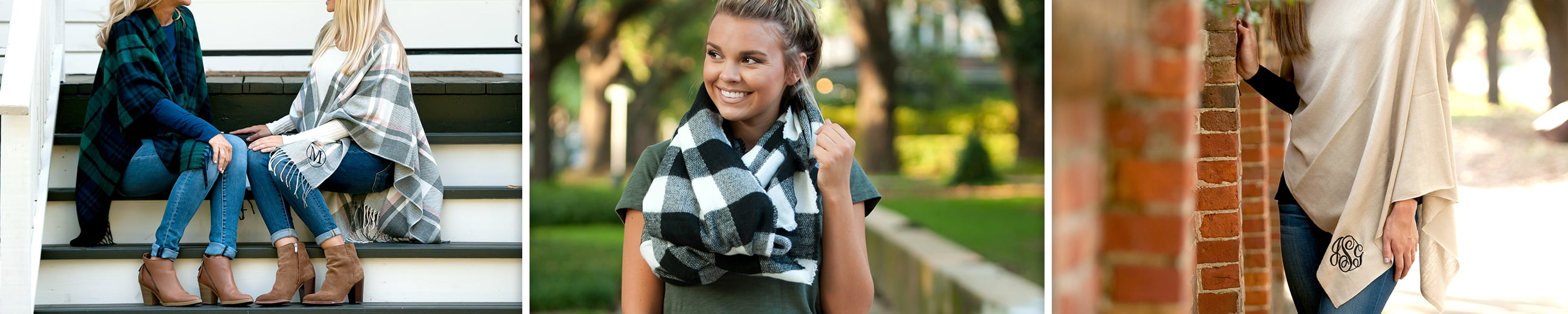 Wholesale Infinity Scarves