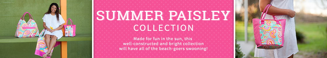 Summer Paisley Collection