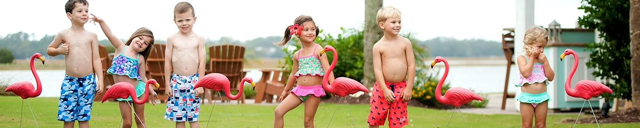 Kids' Swimsuit Sets - Swimwear