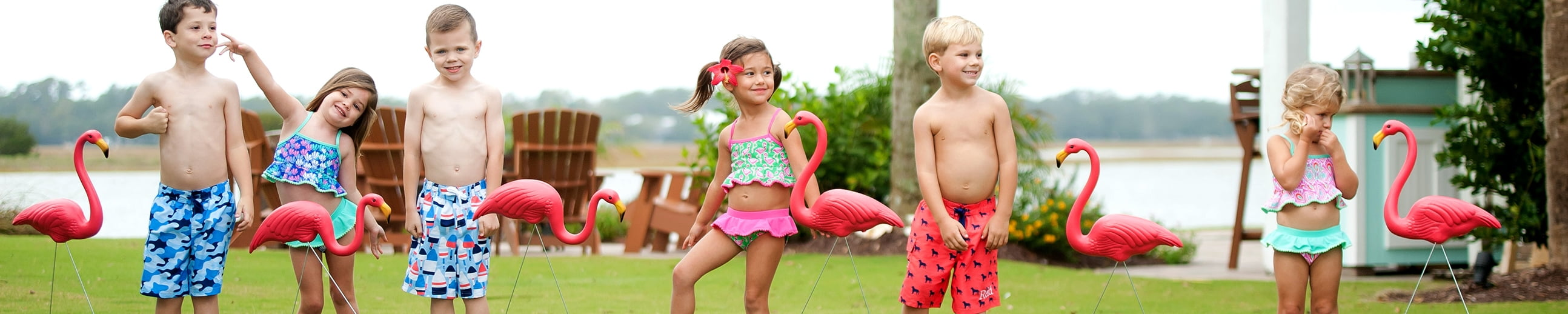 Wholesale Kids' Swimsuit Sets