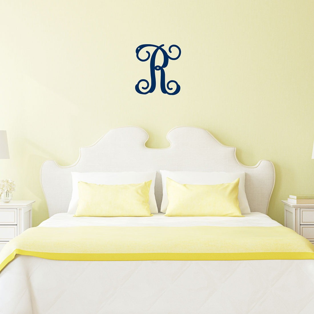 Dorable Wooden Monogram Wall Decor Gallery - The Wall Art ...