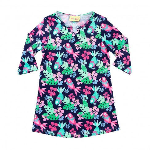 Flamingle Girls' Tunic