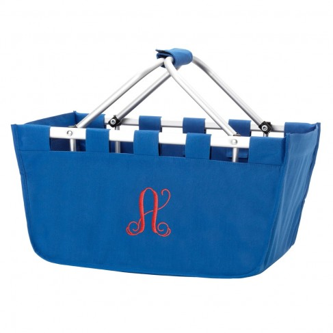 Royal Blue Market Tote