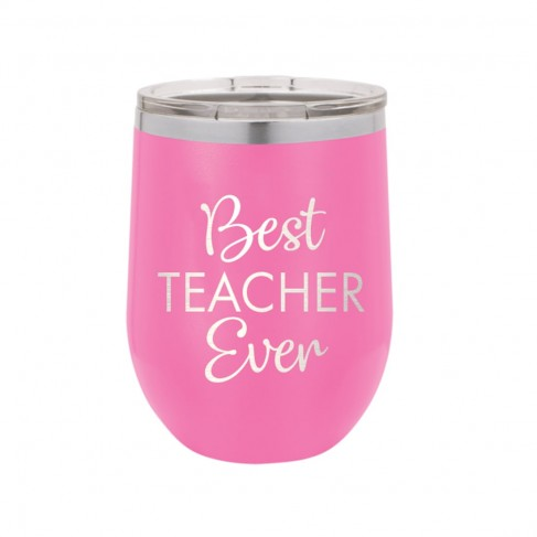 Best Teacher 12 oz Tumbler