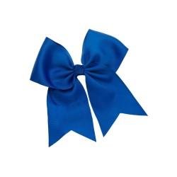 Royal Blue Hair Bow