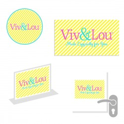 Viv&Lou Marketing Kit