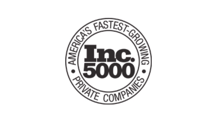 Named to Inc. 5000 List of Fastest Growing Private Companies